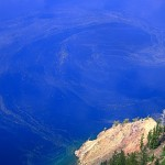 After Smithson, Crater Lake National Park