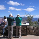 Overlook, Grand Canyon National Park